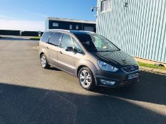 Ford Galaxy 2.0 TDCI 140 Titanium Powershift - 2014 Model - 7 Seats - Air Con - Top Spec