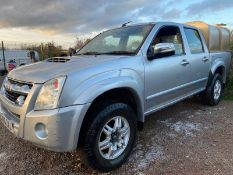 (Reserve Met)Isuzu Rodeo Denver 2.5 TD Double Cab Pick Up 2011 Model - SAVE 20% NO VAT