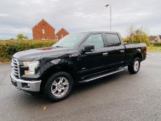 Ford F-150 3.5L V6 Ecoboost XLT Supercrew Cab XTR Spec 4x4 - 2015 Year - WOW! Fresh Import