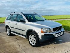 Volvo XC90 2.4 D5 185bhp SE Geartronic Auto 2006 06 Reg - 7 Seats - Air con - Top Spec