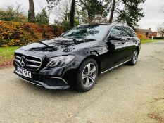 Mercedes E220d Special Equipment Estate 9G Tronic Auto - 2019 Model - Reversing Cam - COMMAND Nav