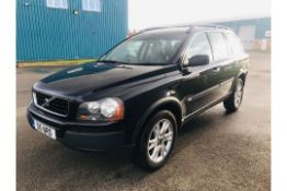 (RESERVE MET) Volvo XC90 2.2 D5 Special Equipment Auto - 2005 Model - 7 Seats - Heated Seats -