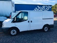 (RESERVE MET) Ford Transit 2.2 TDCI 100 T260 2014 Model - SWB - Low Roof -NO VAT SAVE 20%