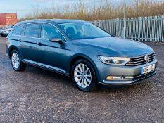Volkswagen Passat Estate 2.0 TDI SE BlueMotion Business 2017 Model - Sat Nav - ULEZ Compliant