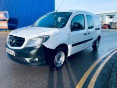 Mercedes Citan 1.5 111 CDI Dualiner Crew Van (5 Seats) - 2017 Model - XLWB - AIR CON - Reversing Cam