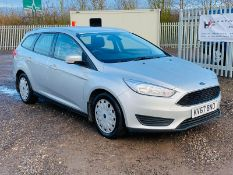 (RESERVE MET) Ford Focus Estate Style 1.5 TDCI 105Bhp Econetic - 2018 Model - Air Con