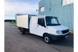 (RESERVE MET) LDV 400 Convoy 2.4 TD LWB Tipper - 2005 05 Reg - SAVE 20% NO VAT.