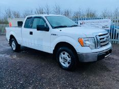 (Reserve Met)Ford F-150 XLT 3.7L V6 SuperCab - 2012 Year - 6 Seats - Air con - Fresh Import -