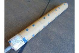 1 x Unissued 40 Sq m roll of Altro Contrax - Light Beige CX2001 Anti Slip Safety Vinyl Flooring