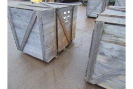 Qty 2 x Heavy Duty Engine Crates