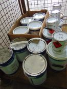 Mixed Lot of Sherwin Williams Paint Direct from Reserve Stores