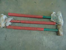 Qty 3 x Unissued Everest Sledgehammers
