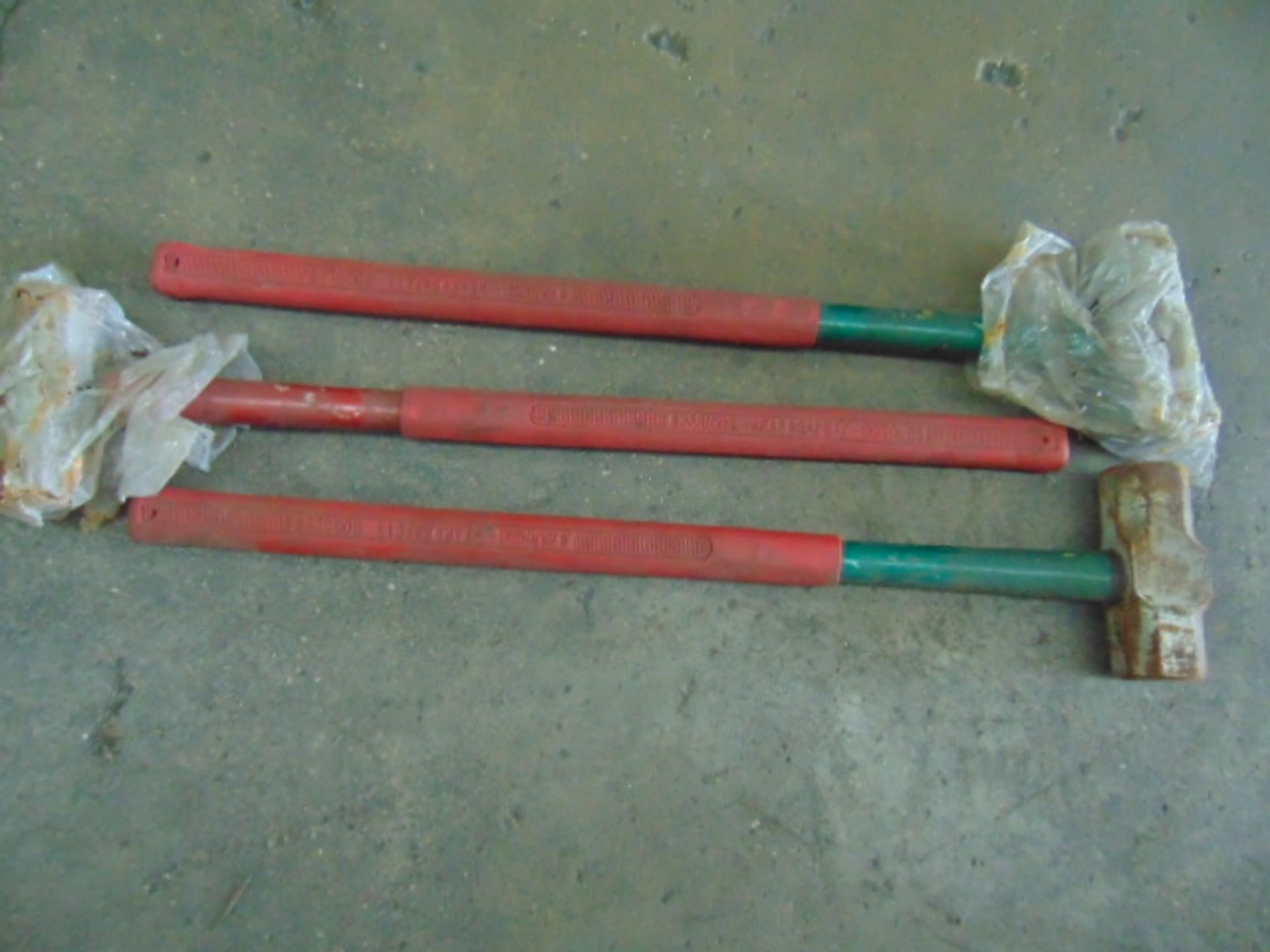 Lot 62 - Qty 3 x Unissued Everest Sledgehammers