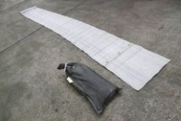 2 x Unissued PP Zak Traction Mats
