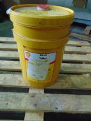 Qty 1 x 20 Ltr Shell Tellus 68 direct from reserve stores