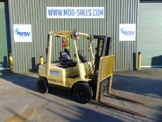 Hyster H2.50XM Counter Balance Diesel Forklift