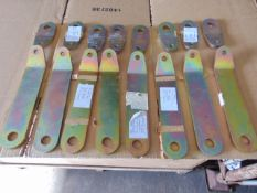 Qty 16 x Unissued Lifting Lug, 8 x Short 8 x Long