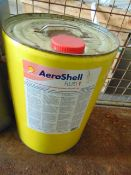 Qty 1 x 20 Ltr Shell Aeroshell Fluid 1 Direct from Reserve Stores
