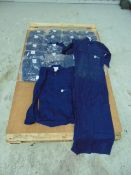 Qty 20 x Unissued Cosalt Ballycare Coveralls