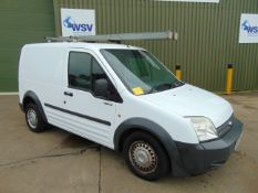 2008 Ford Transit Connect T220 1.8TD Panel Van 71,438 MILES!