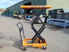 Heavy Duty 350kg Hydraulic Mobile Scissor Lift Table