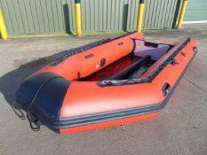 Inflatable Flood Rescue Boat