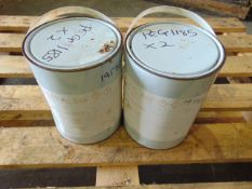 Qty 2 x 5 Ltr Tectyl 846 Corrosion Preventative direct from reserve stores