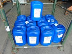 Qty 13 x 25 Ltr AL-36 direct from reserve stores