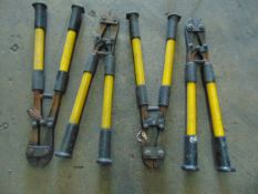 Qty 4 x Bolt Croppers