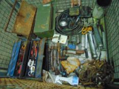 Stillage of Mixed Workshop Tools, Etc