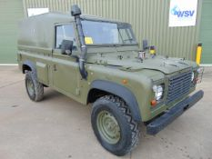 Land Rover Wolf 110 Hard Top
