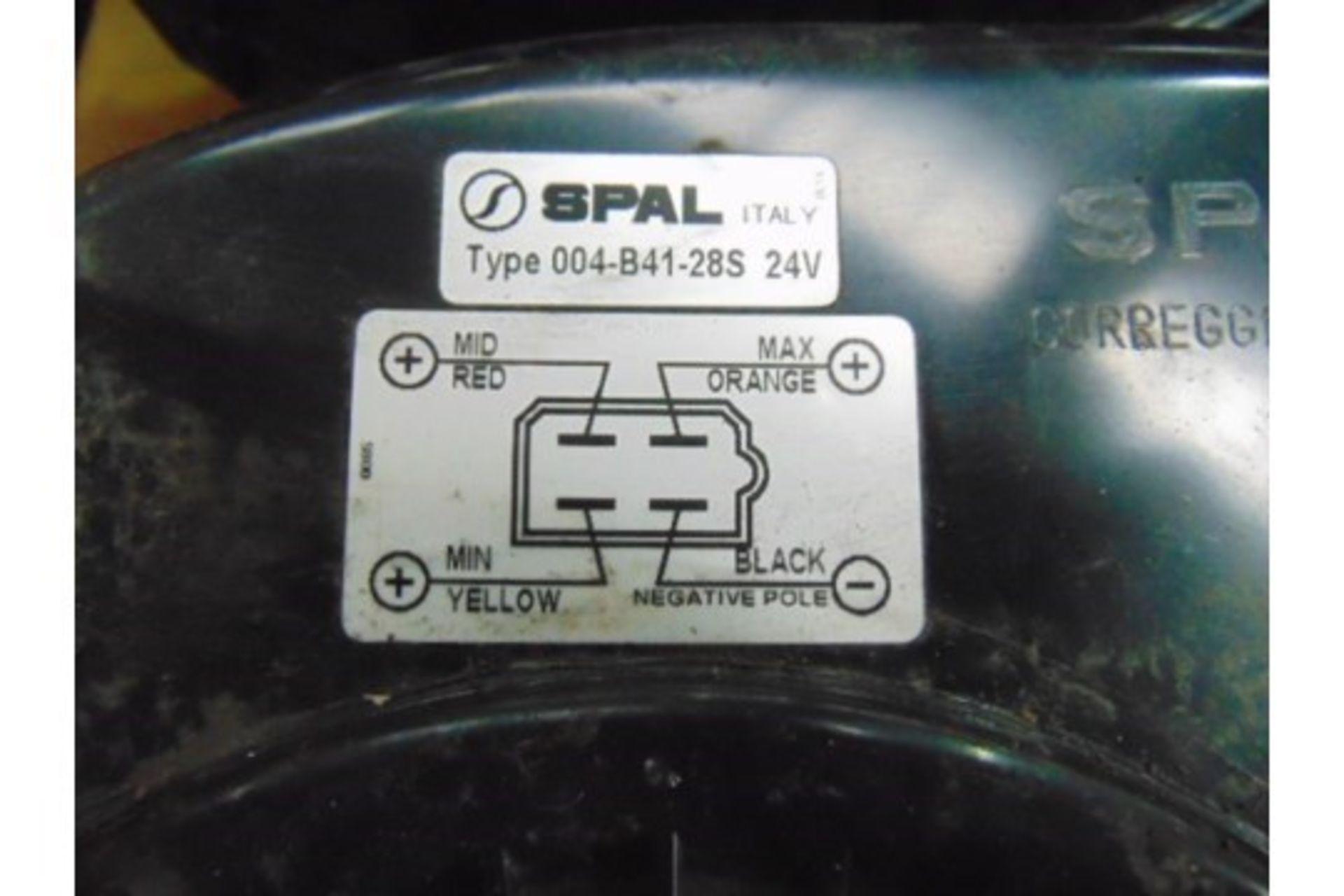 Lot 66 - 15 x SPAL Blowers