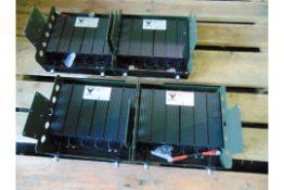 Qty 4 x Amphenol Procom Band Reject Filters BRF 70/6-150