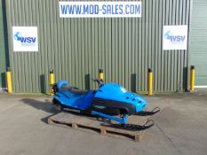 Ex Reserve Unused Bombardier Lynx Cobra Ski Doo / Snowmobile ONLY 7 Km!!!