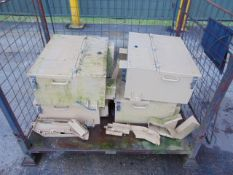 Qty 4 x Pearson Engineering Battery Fuse Boxes Part No PE26435