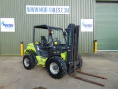 2011 Agrimac Agria TH210 4x4 Rough Terrain Diesel Forklift ONLY 1,918 HOURS!!!