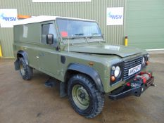 Land Rover Defender 110 TD5 Workshop Vehicle ONLY 64,373 MILES!!!