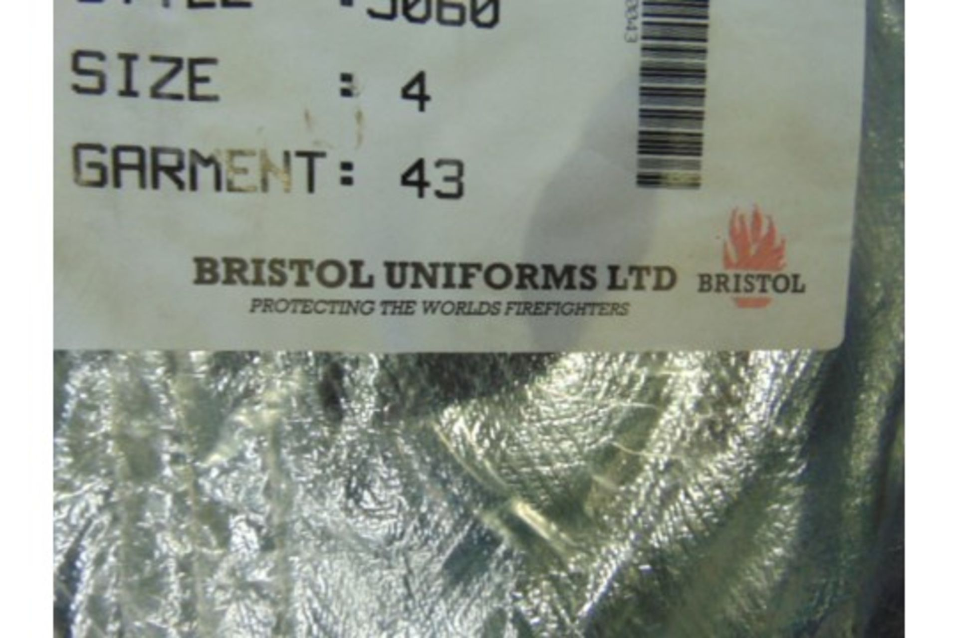 Lot 55 - 11 x Unissued Heat Protective Safety Coverall