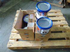 Qty 2 x Hempadur 45141 2-Part Epoxy Paint System Direct from Reserve Stores