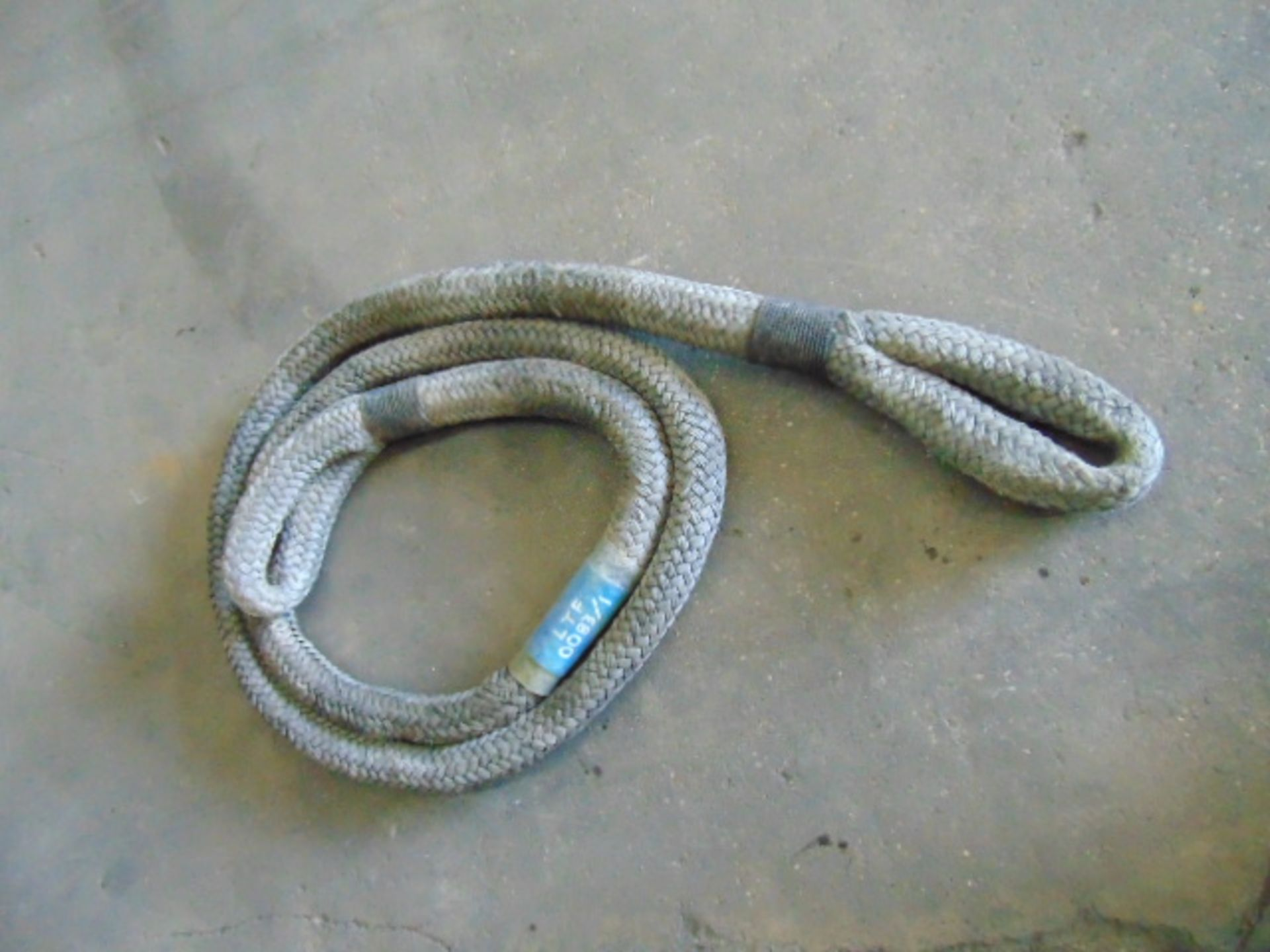 Lot 50 - 4.5m Marlow 20t Kinetic Energy Recovery Rope