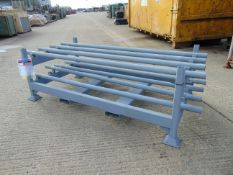 Stillage/Cradle c/w 8 Poles