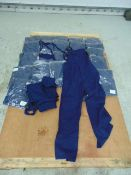 Qty 25 Unissued Cosalt Ballycare Bib & Brace Work wear