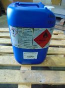 Qty 1 x 20Kg Isopropanol direct from reserve stores