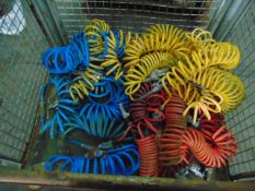 Stillage of Umbilical Hoses