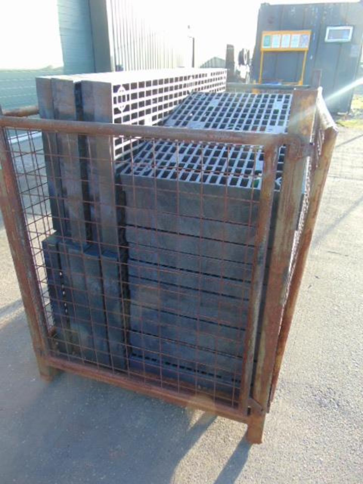 Lot 63 - Stillage of Flooring Approx 25 Sq Mtr