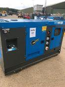 2019 New Unissued Silenced 50 KVA 3 Phase Diesel Generator