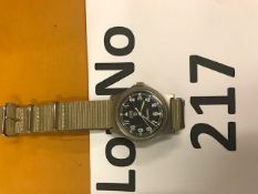 CWC British Army W10 Service Watch Dated 2004