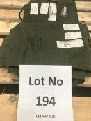 10 x Bags Tent Pin Unissued as shown