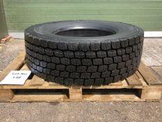 315 / 70 R 22.5 Michelin XDE + N Mulitway XDE + N Multiway Tyre Unused