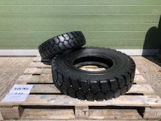 7.50 -15.30 Bearcat Armorguard 12 ply industrial tyre & 7-9 Bearcat Armorguard 10ply industrial tyre